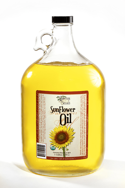 Sunflower Oil Gallons