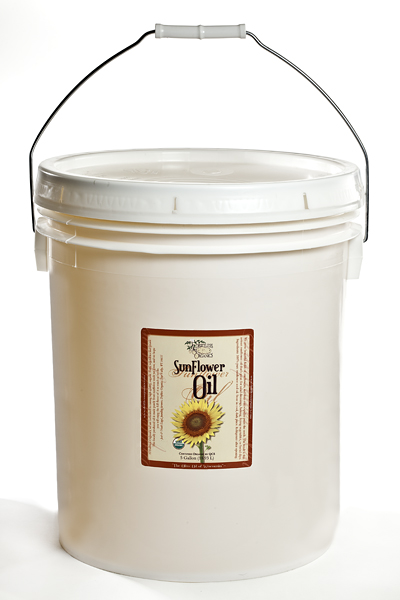 Sunflower Oil 5 Gallon Pail